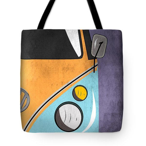 Car  Tote Bag by Mark Ashkenazi