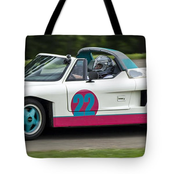 Car No. 22 - 02 Tote Bag