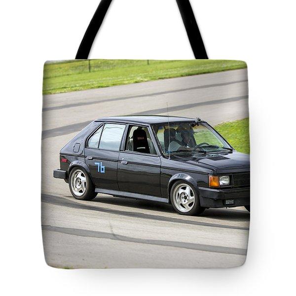 Car No. 76 - 03 Tote Bag