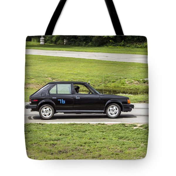 Car No. 76 - 04 Tote Bag