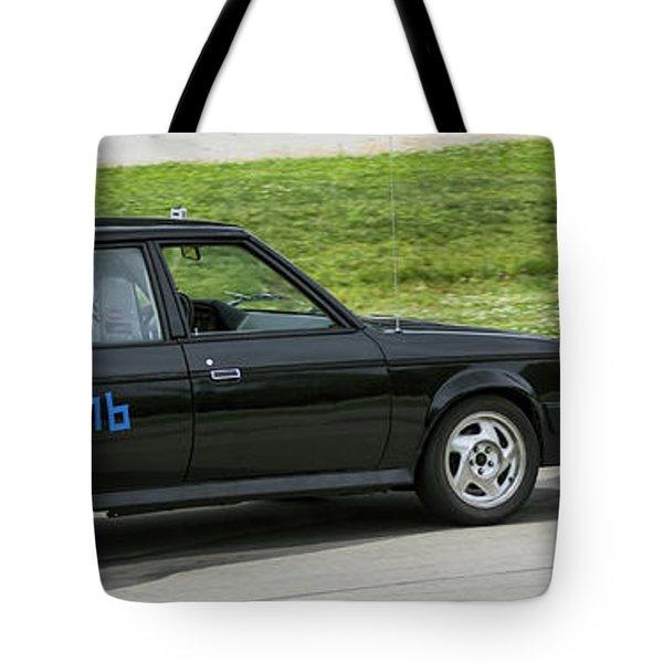 Car No. 76 - 08 Tote Bag