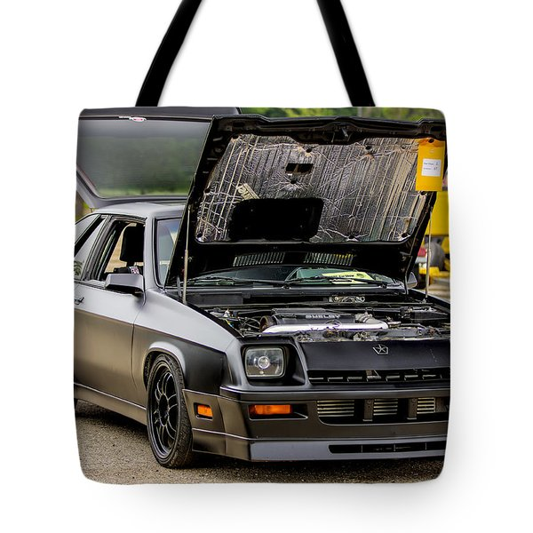 Car Show 051 Tote Bag