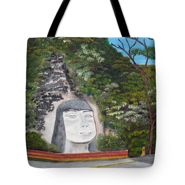Cara De Indio En Isabela Tote Bag