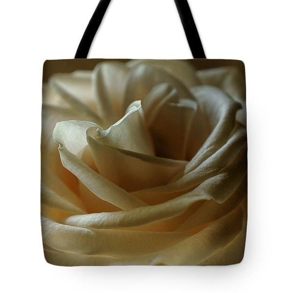 Caramel Mochachino Tote Bag by Darlene Kwiatkowski