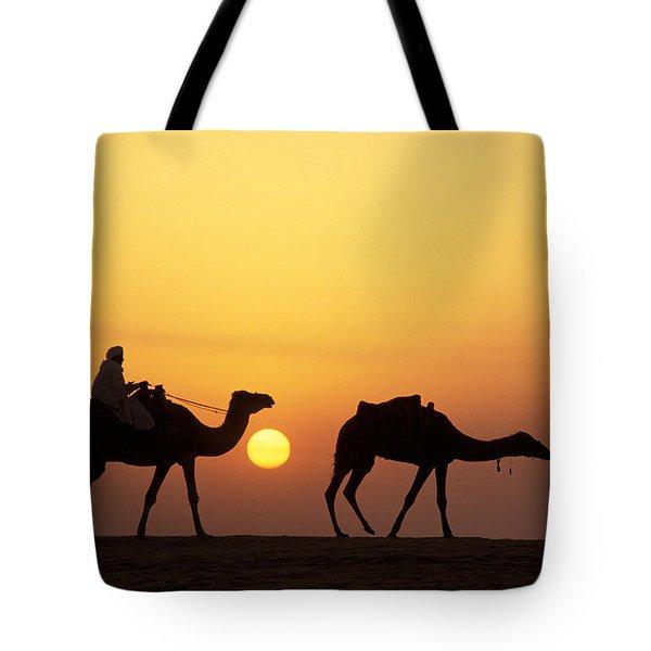 Caravan Morocco Tote Bag