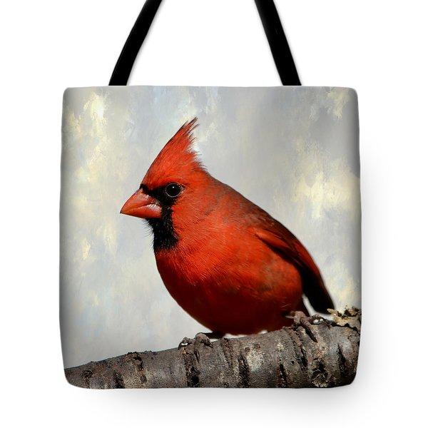 Cardinal 3 Tote Bag