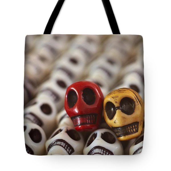 Cardinal And Gold Tote Bag by Mike Herdering