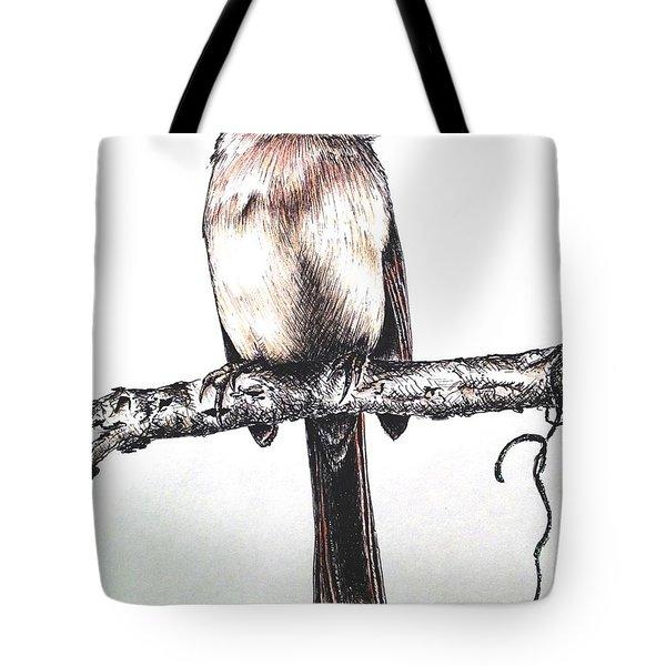 Cardinal Female Tote Bag