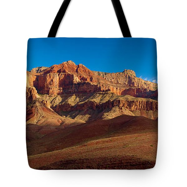 Cardines Panorama Tote Bag by Inge Johnsson