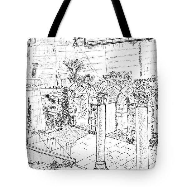 Cardo Tote Bag
