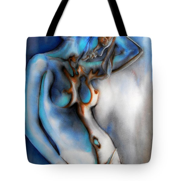 Caress Of Light  I Tote Bag