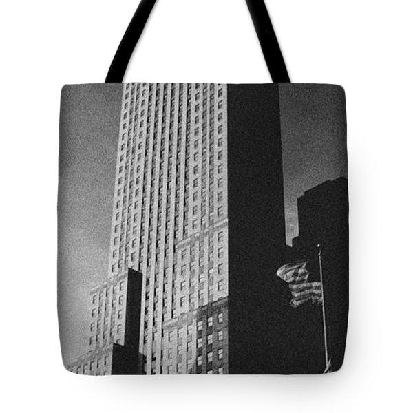 Carew Tower Tote Bag