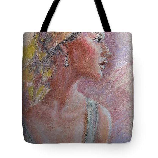 Caribbean Beauty Tote Bag by Sarah Parks