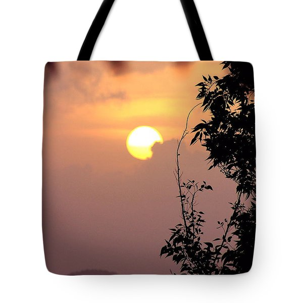 Caribbean Summer Solstice  Tote Bag by The Art of Alice Terrill