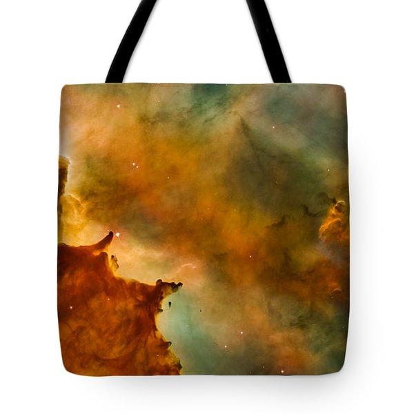 Carina Nebula Details - Great Clouds Tote Bag
