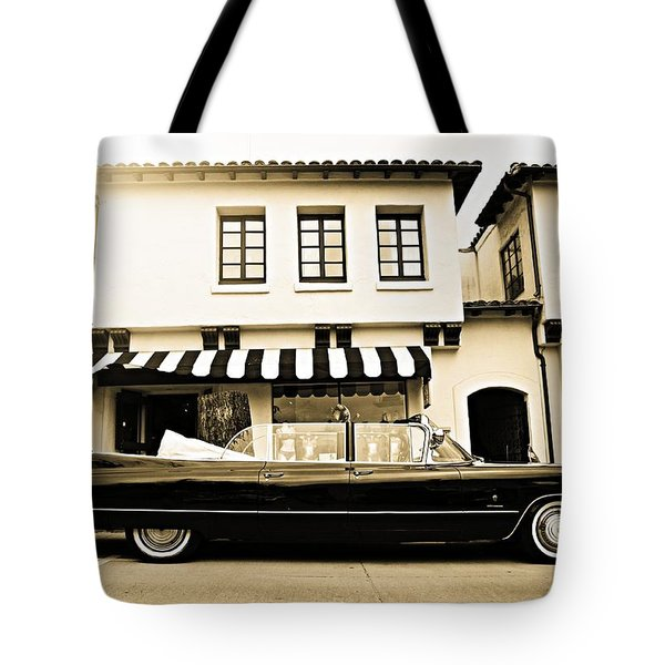 Carmel Cadillac Tote Bag
