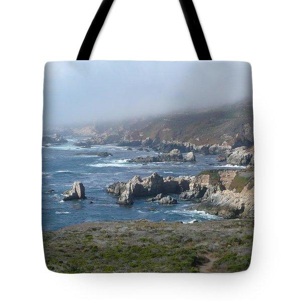 Carmel Coast Tote Bag