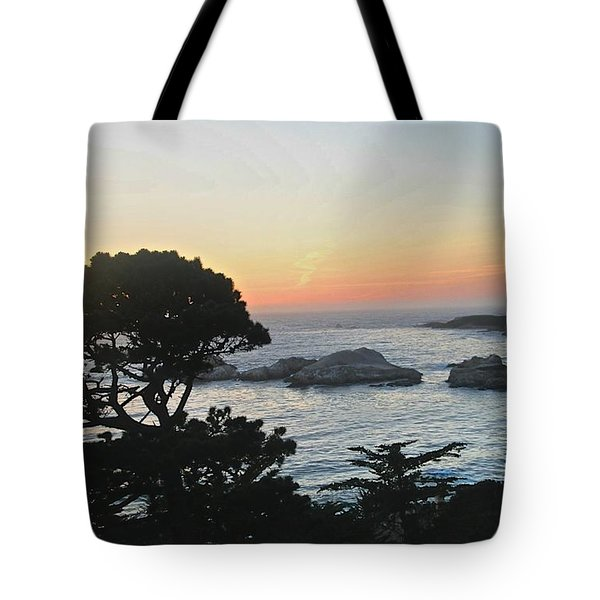 Carmel's Scenic Beauty Tote Bag