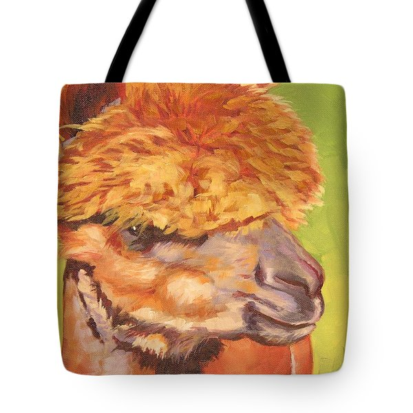 Carmencita Tote Bag by Mary McInnis