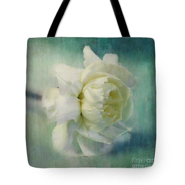 Carnation Tote Bag by Priska Wettstein