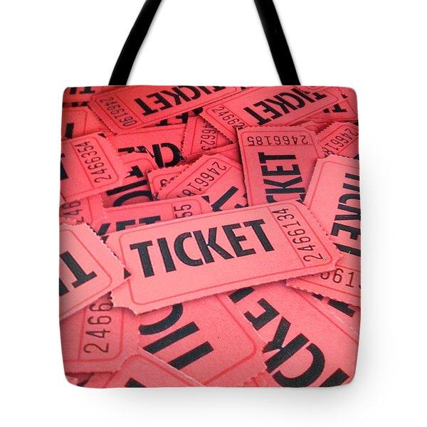 Winnings Tote Bag
