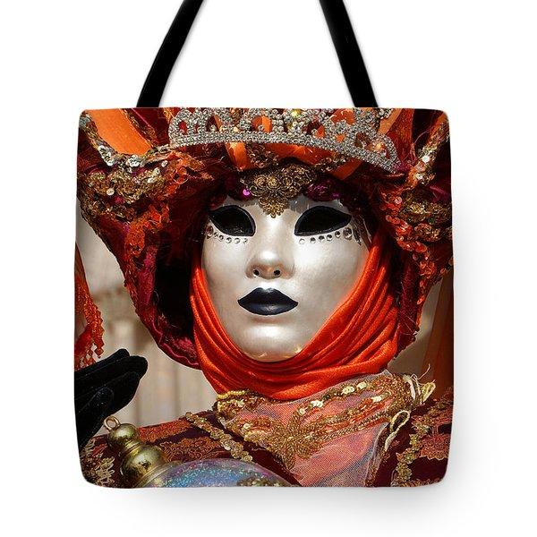 Carnevale Di Venezia 54 Tote Bag by Rudi Prott