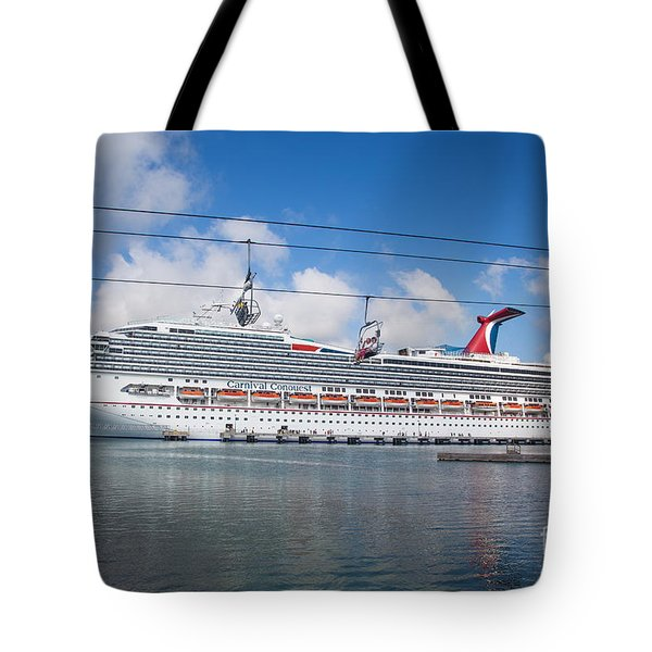 Carnival Conquest Tote Bag by Rene Triay Photography