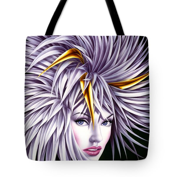 Carnival Gold Tote Bag by Andrew Farley