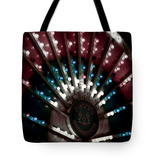 Carnival Lights Tote Bag