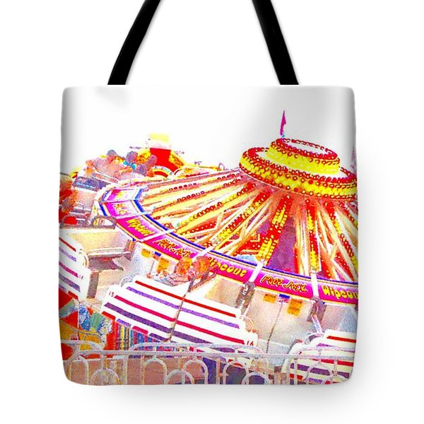 Tote Bag featuring the photograph Carnival Sombrero by Marianne Dow