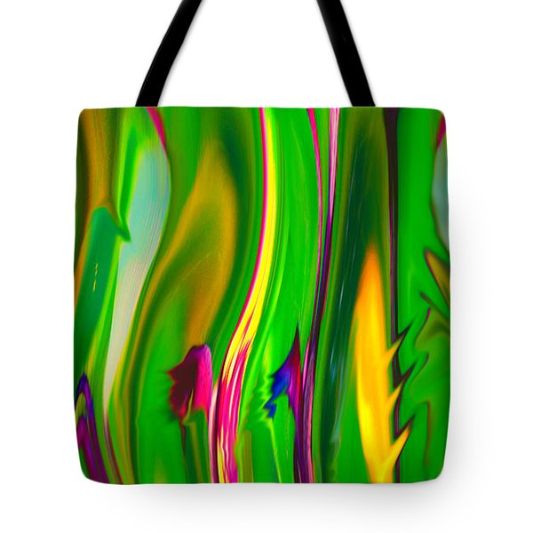 Carnivorous Tote Bag by Betty Depee