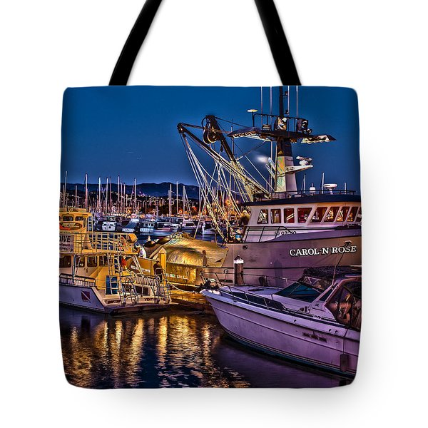 Carol N Rose Tote Bag
