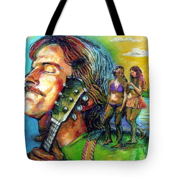 Carolina On My Mind Tote Bag