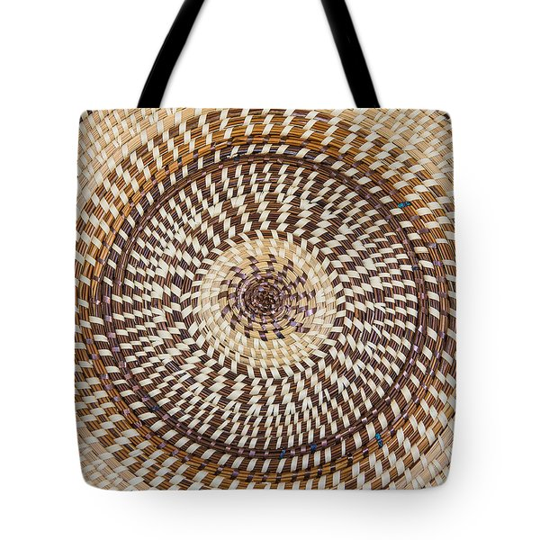 Carolina Sweetgrass Tote Bag