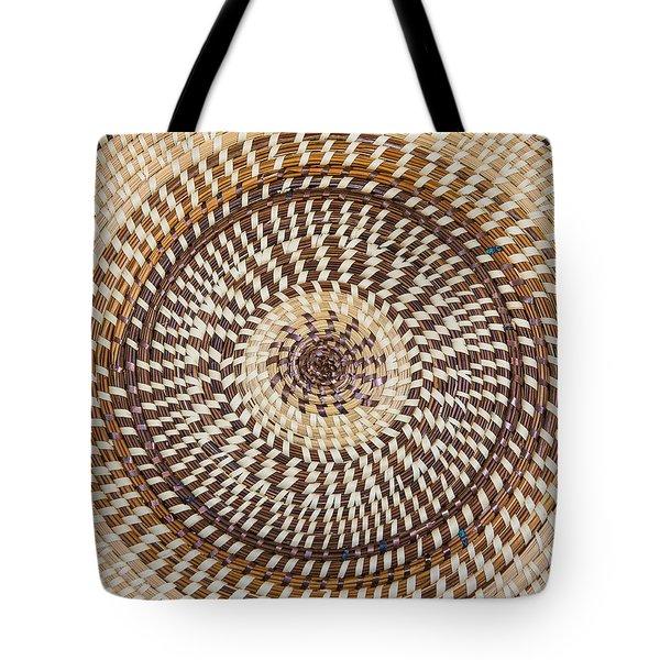 Carolina Sweetgrass Tote Bag