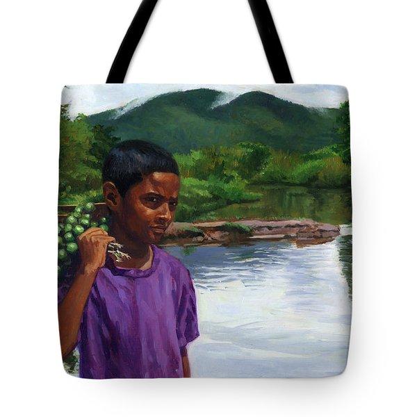 Caroni Chennette Tote Bag by Colin Bootman