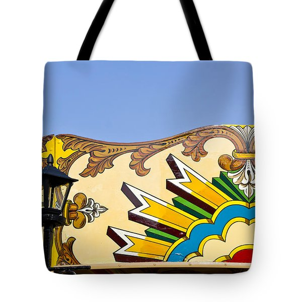 Carousal Tote Bag