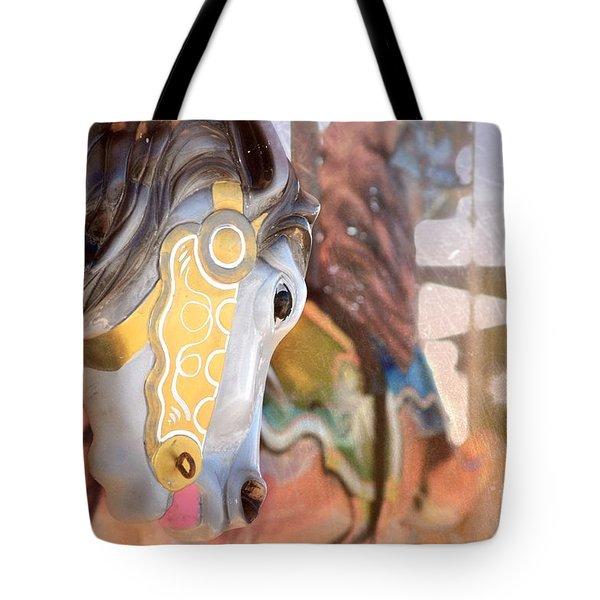 Carousel Life Tote Bag