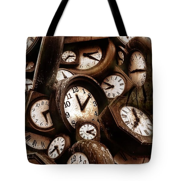 Carpe Diem - Time For Everyone Tote Bag