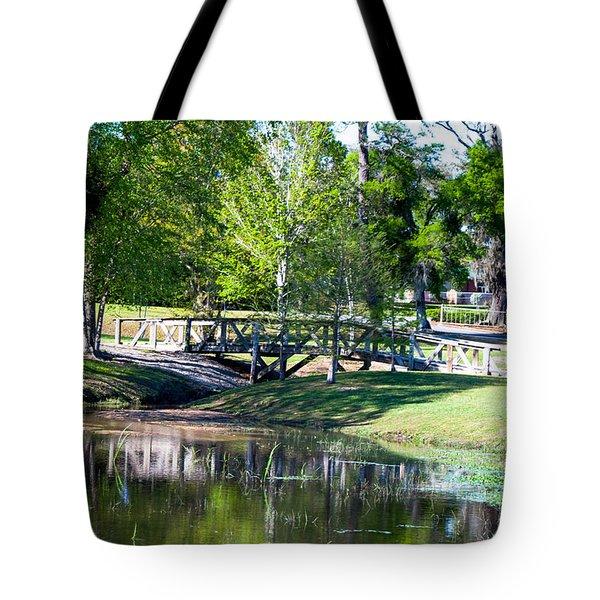 Carpenters Park 3 Tote Bag