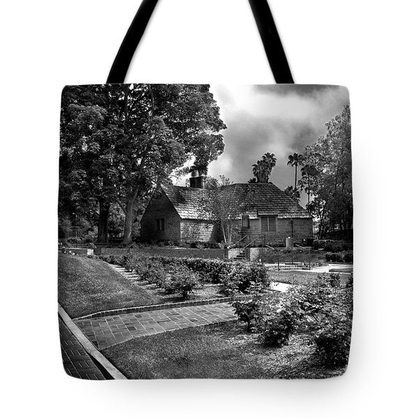 Carriage House Keeper By Denise Dube Tote Bag