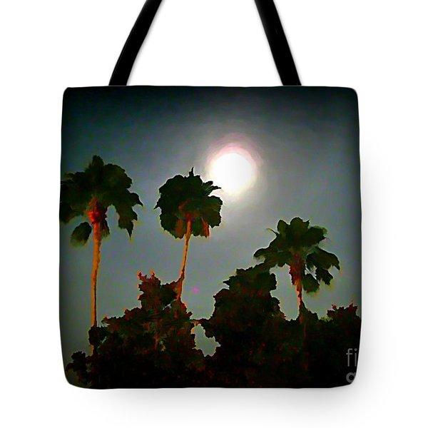 Carribean Romance Tote Bag by John Malone