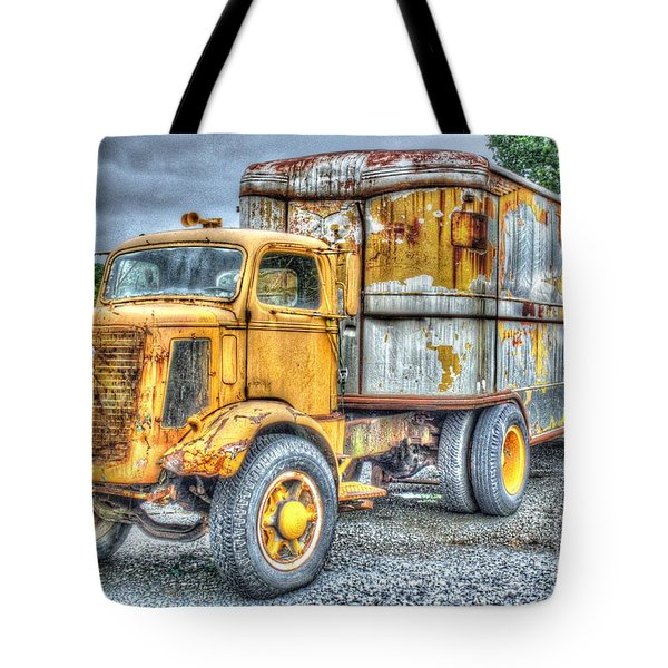 Carrier Tote Bag by Dan Stone