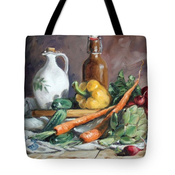 Carrots And Company Tote Bag