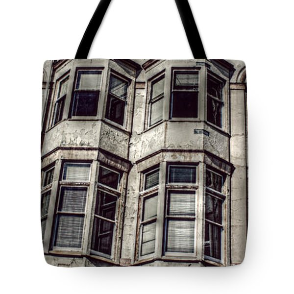 Tote Bag featuring the photograph Carson Block by Melanie Lankford Photography
