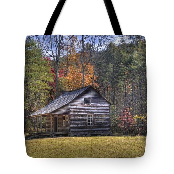 Carter-shields Cabin Tote Bag