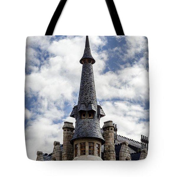 Casa Botines Tote Bag