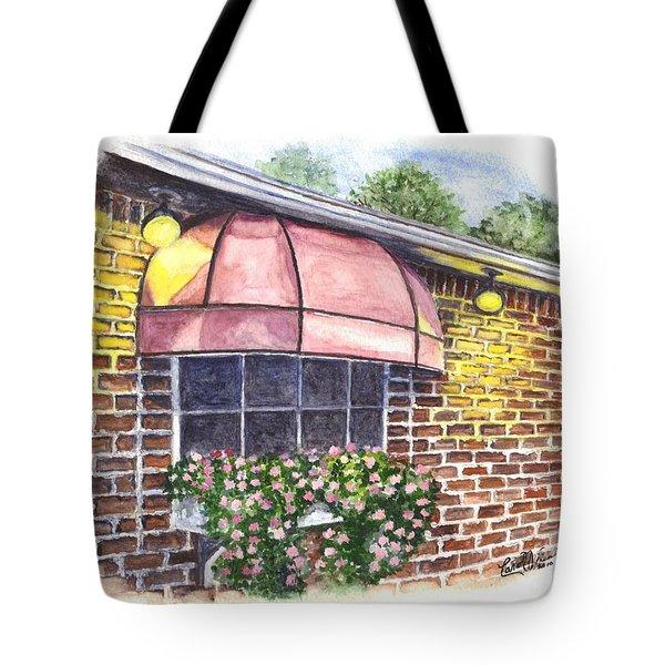 Casa De Pasta Tote Bag by Carol Wisniewski