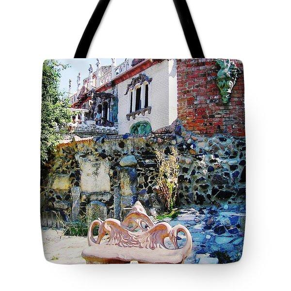 Casa Golovan Tote Bag by Oleg Zavarzin