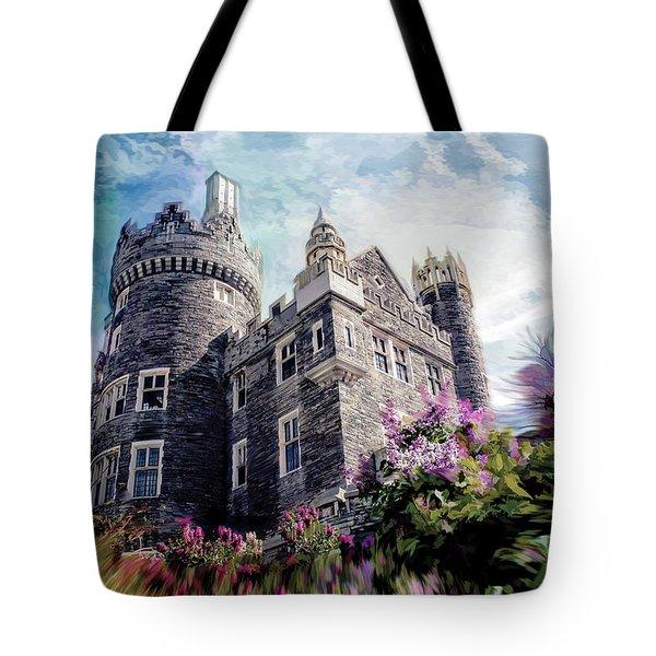 Casa Loma Series 08 Tote Bag